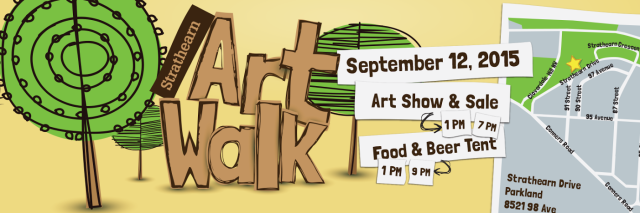 Strathearn Art Walk 2015
