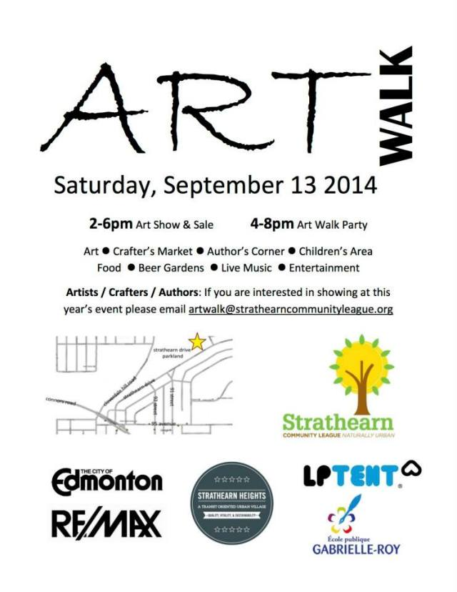 strathearn Artwalk 2014