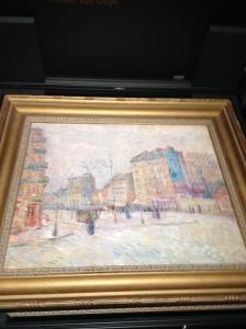 Van Gogh exhibit Southgate Oct 2015 1